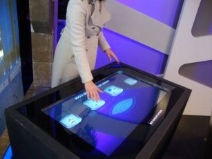 MULTI-TOUCH CONTROL SURFACE
